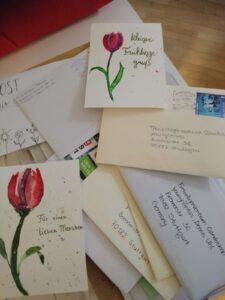 8.500 Briefe gegen Einsamkeit
